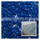 Agricultural plastic tunnel film and mulch film anti ageing masterbatch and anti water masterbatch