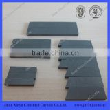 Top Grade High Density Siver High Quality Bulk Buy Tungsten Carbide Sheet For Sale