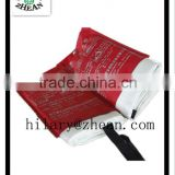 fire blanket roll/ fire protective blanket