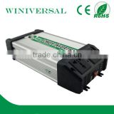 1000w diesel inverter generator 12V DC to 220V AC Car Power Inverter with diagonal double outputs