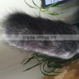 Professional microphone windshield , furry windscreen for shotgun microphone
