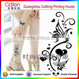 customized colorful waterproof body tatoo sticker /hot body tattoos for women