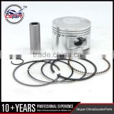 54MM 14MM Piston Rings Kit for 125CC 138CC 1P54FMI Lifan ZongShen Kaya Xmotos Apollo orion Loncin kids Dirt Pit Bikes Parts