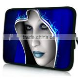 "13"" Blue Laptop Notebook Sleeve Case Bag Pouch For 13.3"" Apple MacBook Pro,Air"