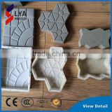 Inquiry about PVC Material interlocking concrete pavers moulds