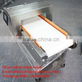 Pinpoint Factory China leading factory supply cloth conveyor belt type needle detector, food Metal Detectors
