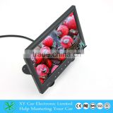 car monitor with bluetooth ,bus tv monitor ,universal HDMI LCD rear view monitor XY-2075MP5+BT