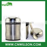 hot sale personalized custom Fashion Double Walls Stainless Steel Vacuum Auto Mug BPA Free