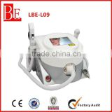 e-light ipl rf hair removal/skin rejuvenation/acne treatment machine with hair removal cream