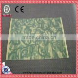 Eco-friendly Bamboo Chair Mat, High Quality Door Mat 005