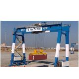 Inquiry about rail-mounted gantry cranes(RMG)