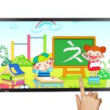 65 Inch All-in-One Dual System Touch Display Panel/ Flat Touch Screen Display/Smart TV/LED TV