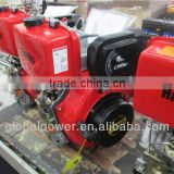 12HP 188FA SINGLE CYLINDER AIR COOLED DIESEL ENGINE FORSALE