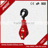 2014 High quality heavy-duty rope pulley blocks