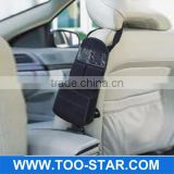 Baby Car Seat Side Back Storage Pocket Backseat Organizer Black