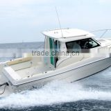 CE Approved 30ft Boat Fiberglass