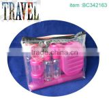 NEW styles cheap promotional travel bottle set