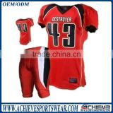wholesale american football jersey , custom blank training dye sublimation baseball football jersey tracksuits