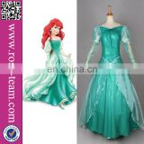 Rose Team halloween costumes bulk china wholesale for kids Victorian Southern Gown Civil War Sexy Carnival Luxurious Dress