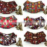 Vintage Gypsy Clutche Tribal Banjara Purse