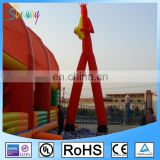 Sunway China Hot Sale Two Leg 18ft Inflatable Air Dancer, Cheap Sky Dancer , Inflatable Dancing Man