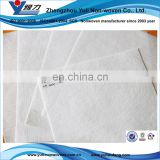 Meltblown nonwoven fabrics for disposable face mask