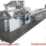 Cost Large capacity cotton swab production line sales in China