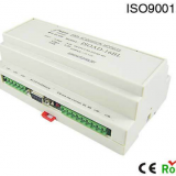 16-Channel 4-20mA to RS232/RS485 Isolated a-D Converter (ISOAD16 U(A)-)