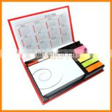 Memo Pad Box Photo Frame Memo Book With Pen Clip