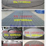 knitted wire mesh / wire mesh demister for vapor liquid separation