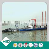 Best Selling 12 Inch Hydraulic Cutter Suction Dredger