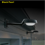 All in one solar wall light 1500Lumens 10W LED street light