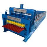 double layer metal roof roll forming machine for sale