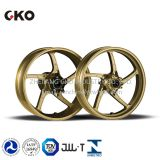Factory direct high quality CD110 motorcycle alloy wheel rims