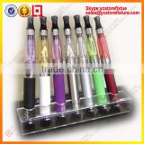 Fashion And durable countertop acrylic e-cigarette display stand factory