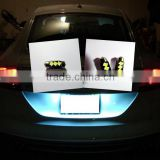 3smd 5050 License Plate Light