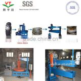 OTR tire recycling equipment/Used OTR tire processing plant/otr tire recycling line/Otr waste tire recycling machine for sale