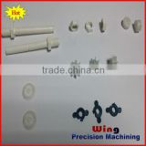 Custom Made Plastic Injection Molded Nylon Gears