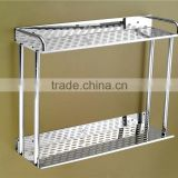 Wesda stainless steel bathroom corner shelf 822-2(400mm-600mm)