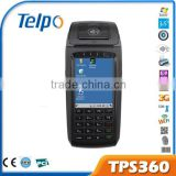 Telpo TPS360 Rfid card reader writer pos system with iso7816 emv WinCE PDA