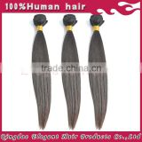 Best selling virgin cheap 100% human hair straight hair weft,wholesale virgin brazilian human hair
