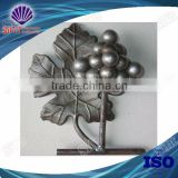 China Factory Wholesale Decorative Wrought Iron Leaves
