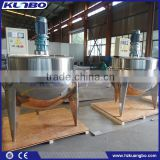 KUNBO Stainless Steel Electric Heating Mixing Jacket Kettle Tank