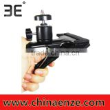 ET-SD01 Multi-function Clamp with Ball Head for Cameras Flash Portable Swivel Flash Clamp Pole Mount Camera Bracket