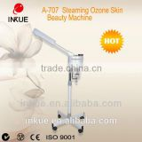 2016 best products spa steamming , ozone steamer machine for skin bonmay deviceA-707