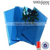 factory hot sale ford blue reflective glass