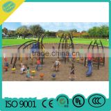 2016 new outward bound training system kids climbing adventure ropes children Indoor jungle gym playground