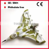 PVC inflatable army fighter model PVC inflatable fighting airplanes