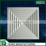 air conditioning ceiling exhaust air grille air diffuser