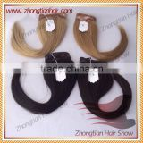 Lowest Cost OEM Production Soft And Smooth Hair Human Lace Jewish Wig Grip With Bangs Short